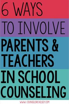 Increase collaboration with teachers and parents as a school counselor. Use these tips to increase parent community and to work better with teachers to ensure that you students have social emotional success! School Counselor Office, School Guidance Counselor, School Leadership, Elementary School Counseling, School Social Work, Counseling Office, Educational Leadership, Educational Technology, Virtual Counselor