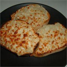 Cheese Onion Garlic Bread - Allrecipes.com