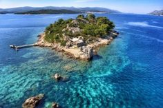 Private Island near KORCULA