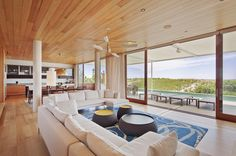 aamodt plumb architects: robust beach house on long island