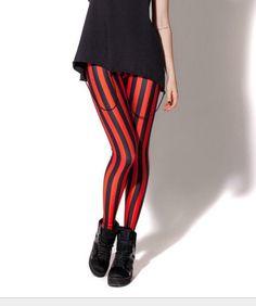 2019 rotiya 5 Patterns Vertical Striped Red Workout Leggings S To Plus Size Pink White Black Fitness Womens Pants Red Leggings, Tie Dye Leggings, Cute Leggings, Printed Leggings, Workout Leggings, Women's Leggings, Print Tights, Fitness Noir, Black Fitness