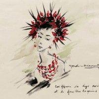 Archives Fondation Pierre Bergé Yves Saint Laurent sont en ligne   Les Hauts de la Mode