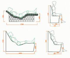 DIY Outdoor Lounge Chair Build by Mike Montgomery Steam Sauna, Steam Bath, Steam Room, Design Sauna, Chair Design, Furniture Design, Spa Room Decor, Turkish Bath, Street Furniture