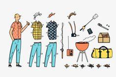 Editorial Work Spring/Summer 2015 on Behance