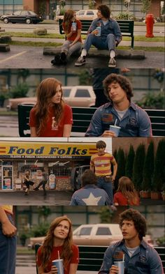"""what were you gonna ask me?"" ""i was gonna ask you who you think would win in a fight between.. a grilled cheese sandwich and a taco."" ""is that really what you were gonna ask me?"" ""of course"" ""well i think the grilled cheese sandwich in a fair fight. but if it was prison rules i'd put my money on the taco."" ""wow that's pretty racist but correct."" haha i love hot rod!"