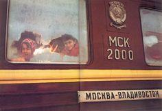 Travelling to Vladivostok by train. Good old days :) #toSurviveInRussia, #train, #travellingInRussia, #vintage
