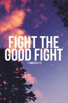 1 Tim 6:12.