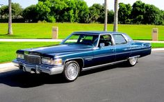 1976 Cadillac Fleetwood Talisman Maintenance/restoration of old/vintage vehicles: the material for new cogs/casters/gears/pads could be cast polyamide which I (Cast polyamide) can produce. My contact: tatjana.alic@windowslive.com