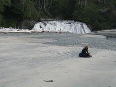 Panoramio - Photo of Calvin Creek Waterfall, Nootka Island Waterfall, Community, Island, Outdoor, Outdoors, Waterfalls, Islands, Outdoor Games, The Great Outdoors