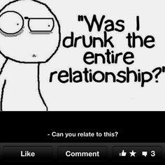 Wrong relationship