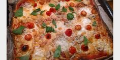 Valmista Vappu Pimiän pizza tällä reseptillä. Helposti parasta!