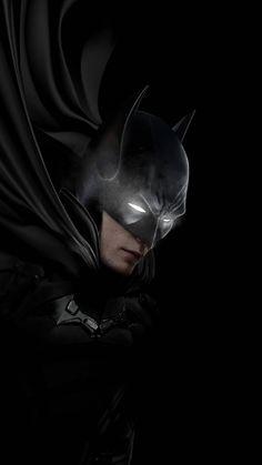 Batman Robert Pattinson Artwork In Resolution Batman Wallpaper, Black Wallpaper, Apple Wallpaper, Batman Art, Marvel Dc Comics, Batman Redesign, Joker Photos, Hd Cool Wallpapers, Black Spiderman