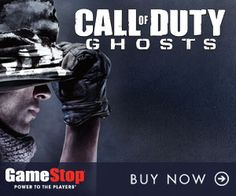 TomatoVision TV: GameStop: Free Shipping with Purchase of Call of Duty: Ghosts and Save More with our Latest Coupon