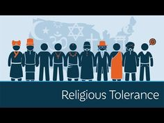 YouTube: PragerU  Religious tolerance is a given in the West. But it's a historical aberration -- an ideological revolution created by the Puritans and pre-1776 Americans. What was it that led to the religious tolerance revolution? Was there something unique in Protestantism and Americanism? Or would tolerance have eventually arisen elsewhere, perhaps in Europe? Larry Schweikart, best-selling author and professor of history at the University of Dayton, explains