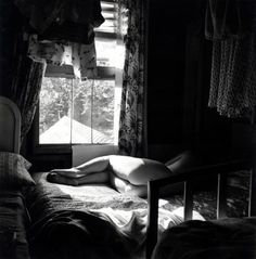Eleanor, Port Huron, 1953