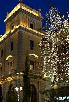 Christmas.. Kotzia Square, Athens, Greece