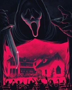 BROTHERTEDD.COM Ghostface Scream, Scary Movies, Darth Vader, Fictional Characters, Instagram, Horror Films, Horror Movies, Fantasy Characters