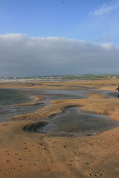 Lahinch Beach, Co Clare Ireland