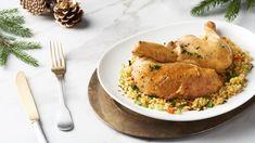 Pečené kuře se zeleninovou tarhoňou