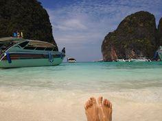 Maya Beach. Phiphi island.