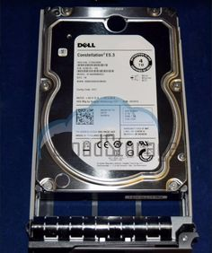 ST4000NM0023 DELL 4TB 7.2K ES.3 NL SAS 3.5 6Gb/s ENTERPRISE HDD  529FG