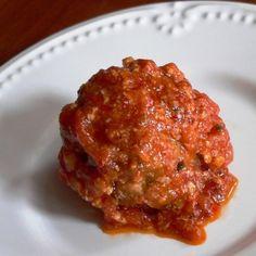Buca Di Beppo Meatballs Recipe from Mom