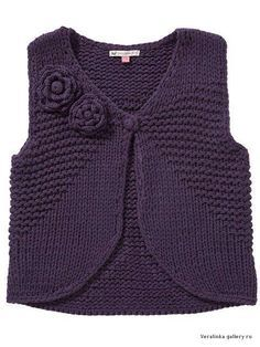 Knitted Boys and Girls Baby Sweater, Vest Cardigan Patterns Knitted Boys and Girls Baby Sweater, Vest Cardigan Patterns Welcome to the knitting vest models gallery. We have created beautiful male baby vest m. Baby Knitting Patterns, Knitting For Kids, Free Knitting, Crochet Dress Girl, Crochet Baby, Knit Crochet, Crochet Dresses, Knitted Baby, Baby Cardigan