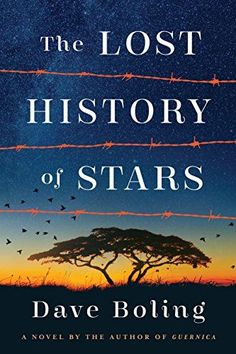 12 historical fiction novels worth reading next, including The Lost History of Stars by Dave Boling. This list is full of book club ideas!