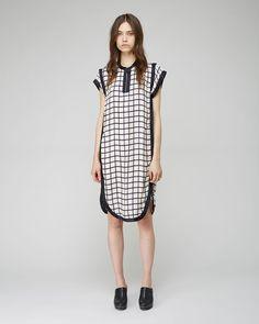 Isabel Marant Étoile Olan Silk Dress | La Garçonne