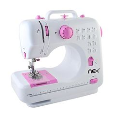 Mini Sewing Machine, Nex FHSM-505 Free-Arm Sew&Sewing Mac... https://www.amazon.com/dp/B0151DMY1S/ref=cm_sw_r_pi_dp_x_R4zSybK06WMME