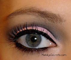 MandysSecrets: EOTD -- Pink Smokey Eye