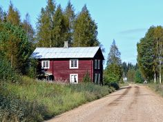 Old house, Värmland - Sweden
