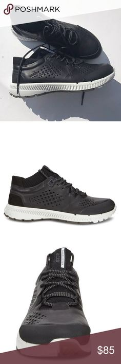 7daa0151267 ECCO Intrinsic TR Leather Casual Shoes Sneakers EUR 43 US 9 - 9.5 EUR 45 US