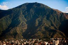El Avila, Caracas.