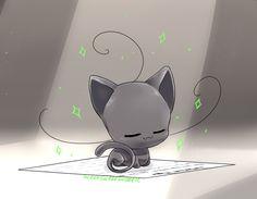 Ducking G Hallatious: Photo Plagg Miraculous, Les Miraculous, Ladybug Y Cat Noir, Meraculous Ladybug, Lady Bug, Tikki Y Plagg, Miraculous Ladybug Fan Art, Disney And More, Kawaii Anime