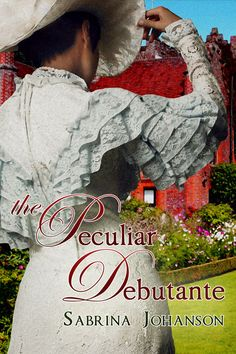 The Peculiar Debutante - Historical Romance Book Cover For Sale at Beetiful Book Covers