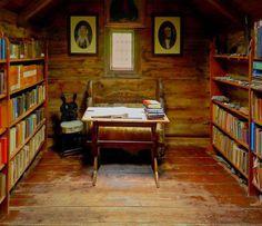 Travel Notes: Una casa senza libreria è una casa senza dignità.....