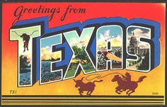Texas - Corpus Christi, Dallas, Fort Worth - been there, done that! Loved it all!