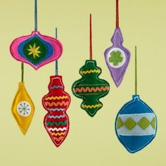 @Liz Peugh... why didn't we sell E & E's masterpieces? Thier homemade ornaments put Land of Nod's to shame!