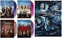 Pretty Little Liars Seasons 1-5 DVD Set