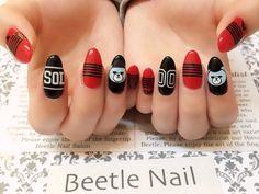 Nail Art - Beetle Nail : 2016年01月  #ビッグバン #Beetlenail #Beetle近江八幡 #ビートルネイル #ビートル近江八幡