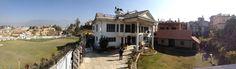 Multifunctioneel kantoor partnerorganisatie Nepal. Locatie voor oriëntatie, yogaworkshops, vrijwilligershuis en woonruimte partner. - Vrijwilligerswerk Nepal