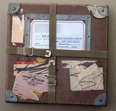 The Vintage Resume Package Brian Moose sent to Pixar | 21 Masterfully Creative Resumes