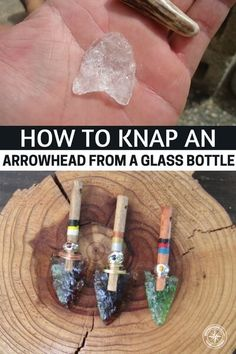 Survival Food, Survival Skills, Survival Tips, Survival Knots, Survival Supplies, Outdoor Survival, Flint Knapping, How To Make Fire, Wilderness Survival
