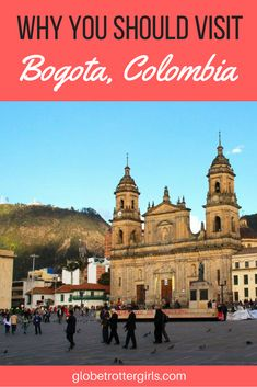 Why you Should Visit Bogota, Colombia. I'll admit it: Bogotá was the place I was the least excited to visit in Colombia. I even almost skipped it because I had read so many horror stories of muggings and I hadn't found any articles in which people were raving about the city. But Bogota ended up being a pleasant surprise for me. Click through to find out why you shouldn't miss Bogota when traveling in Colombia. | Globetrotter Girls #bogota #colombia