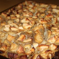 Clafoutis aux Pommes de ma Grand-Mère Pork, Dairy, Cheese, Meat, Fruit, Vegetables, Cooking, Agar Agar, Biscuits