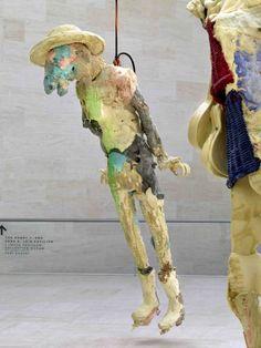 Folkert de Jong artist works | Galerie Dukan