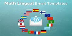 Multi Lingual Email Templates
