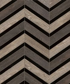 """Tuxedo"" from the Sterling Row Porcelain Tile Collection from Walker Zanger"