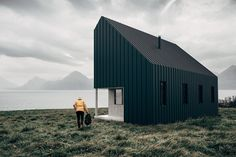 Inspired by Ikea founder Ingvar Kamprad's credo of providing well-designed products for the masses, the Backcountry Hut is a modular flat-packed shelter that can be placed nearly anywhere. They use a wooden post-and-beam frame filled in with prefabricated panels and...